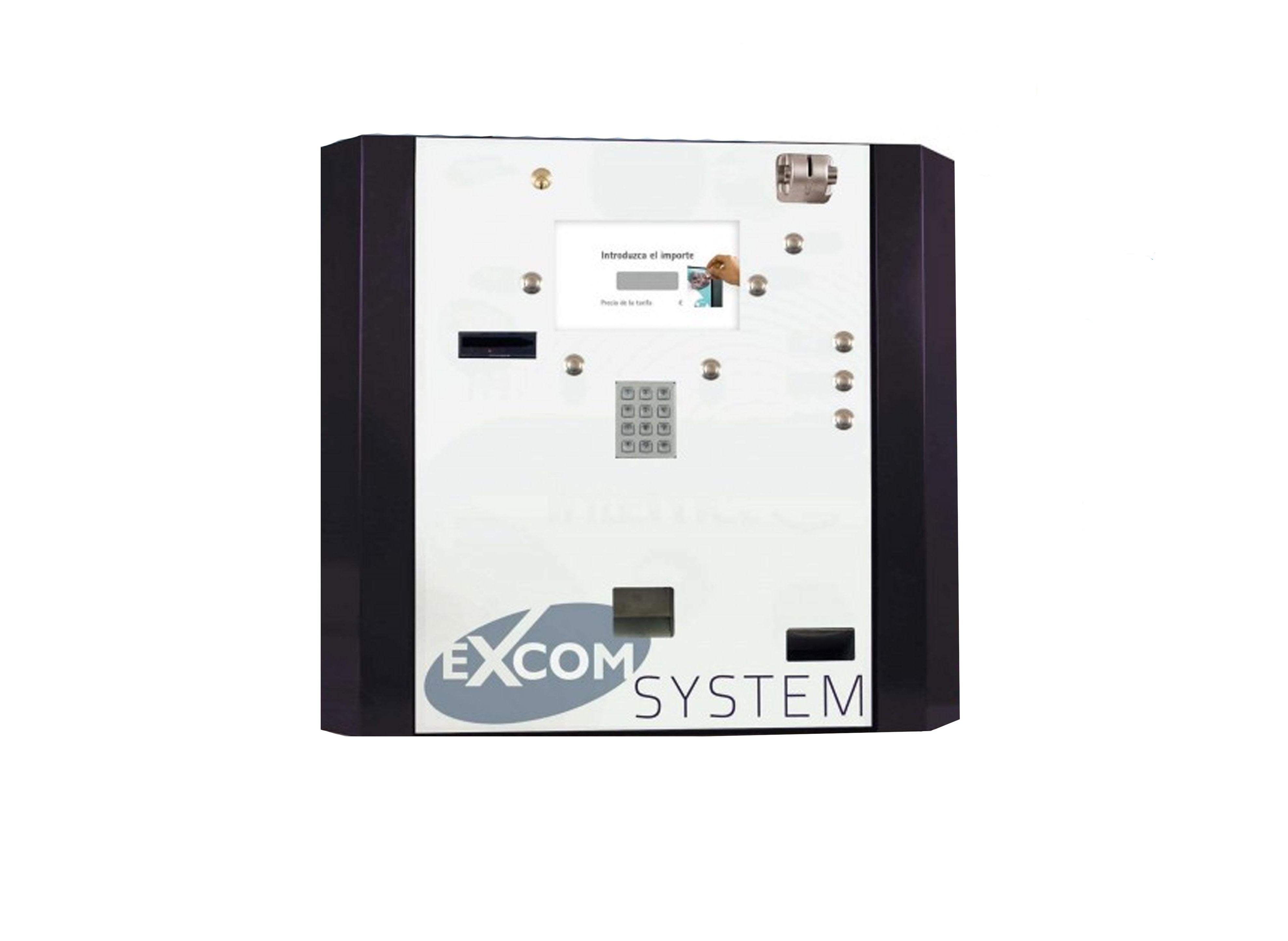 Expendedora EXcomsystem